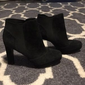 ✨SALE✨Via Spiga black booties